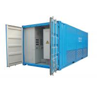 Buy cheap 3000 KW Blue / Grey 3 Phase Load Bank Continuous Working With Hanging Ring from wholesalers