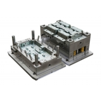 Buy cheap Custom Plastic Injection Mold Multi Cavity Injection Molding with ABS PP PA PE PS PC POM PA6 from wholesalers