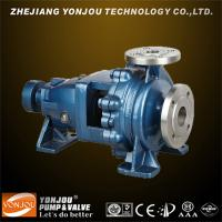 Buy cheap IHF Series PTFE Lining inside Centrifugal Pump, Fluoro Plastic Centrifugal Pump product