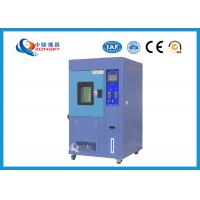 Buy cheap Blue Thermal Shock Test Chamber For Lamp / Mobile Phone / Tires / Solar Panel from wholesalers