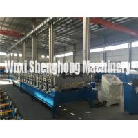 Buy cheap Low Noise Wall Panel Roll Forming Machine , Metal Roofing Equipment from wholesalers