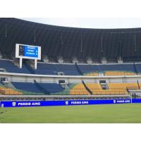 Buy cheap Energy Saving P10 Outdoor Led Display / Large Led Stadium Display stadium led signs from wholesalers