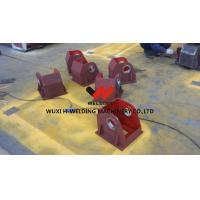 Buy cheap Automatic Welding Device Auto Self Aligning Rotators 10T For tank welding from wholesalers