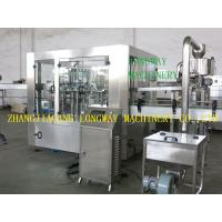 Buy cheap Full auto Mineral water Bottling machine manufacture/ complete water mineral machine plant from wholesalers