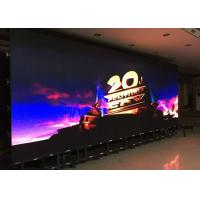 Buy cheap Super Slim High definition SMD Indoor Full Color LED Display screen high refresh rate from wholesalers