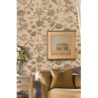 Buy cheap Fashion Art Deco Wallpaper , Italy Flower Pattern Wallpapers from wholesalers