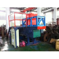 Buy cheap Single Shaft Plastic Shredder Machine For Recycling Material OEM / ODM Available from wholesalers