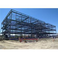 Buy cheap High Strength Light Steel Structure Building For Working Environmental Friendly product