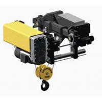 Buy cheap Industrial 5 T 10 T 20 Ton Electric Wire Rope Hoist For Goods Lifting FEM / DIN Standards from wholesalers