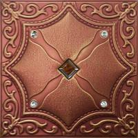 China large size PVC board leather 3d wall panels for interior decoration on sale