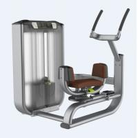 Buy cheap Power Training Pin Loaded Gym Equipment Rotary Torso Machine With Steel Frame from wholesalers