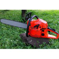 Buy cheap Multi Color 12 Inch Gas Chainsaw , High Power Lightweight Gas Chainsaw from wholesalers