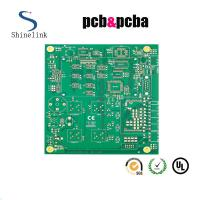 Buy cheap Lead free Tin double sided pcb board for audio power , 2 Sided PCB from wholesalers