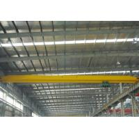 Buy cheap Single Girder Overhead Crane with Monorail Hoist Capacity 10 ton Price from wholesalers