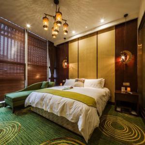 Luxury Living Room Set Star Level Hotel Living Room Set Commerical Furniture For Sale 108160001