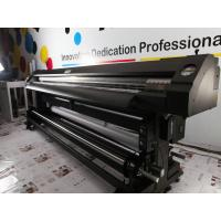 Buy cheap High Speed 1800mm Large Format Solvent Printer DX7 For Eco Friendly Printing from wholesalers