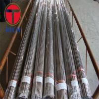 Buy cheap Cold rolled Seamless Stainless Steel Tubes 304 /316  GB/T 14975, ASTM A269 from wholesalers