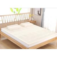 Buy cheap Natural 7 Zone Organic Sweet Dream Durable 100% Back Support Sleeping Latex Mattress from wholesalers