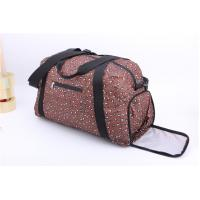 Wholesale Price Fashion Style Custom Logo Outdoor foldable discount luggage