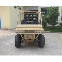 Buy cheap 1 Cylinder Gas Utility Vehicles 500cc EFI Engine 4 Stroke Water Cooling Utv Utility Vehicle from wholesalers