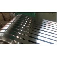 Buy cheap Thin Polished Aluminum Strips , Aluminum Strip Roll For Channel Letterc from wholesalers