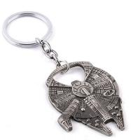 Buy cheap Movie Theme Star W.A.R Souvenir  Bronze Bottle Opener Keychain from wholesalers