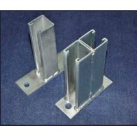 Buy cheap Carbon Steel H.D.G Channel Bracket from wholesalers