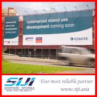 Buy cheap 5M PVC Flex Banner for Solvent Printing from wholesalers