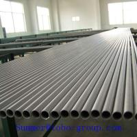 Buy cheap Nickel Alloy seamless Pipe ASTM B730 Alloy 625(UNS N06625 ) 12'' from wholesalers