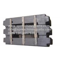 Buy cheap 2017 New ProductSmall Machine Room Gearless Traction Passenger Elevator Parts Cast Iron Block Weights 36KG Make In China from wholesalers
