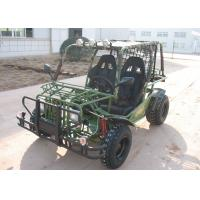 Buy cheap Four Wheeler CVT Go Kart With 10 Inch Tire , Hammer Buggy from wholesalers