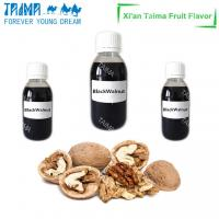 Hot sale 100mg/ml PG/VG based food grade concentrate BlackWalnut flavour for E-liquid