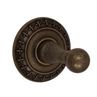 Buy cheap coat hooks hardware made of Zinc Alloy Item 5900B-02 from wholesalers