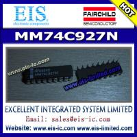 Buy cheap MM74C927N - NSC / FAIRCHILD - 4-Digit Counters with Multiplexed product