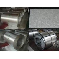 Buy cheap Commercial Pipe Galvanised Steel Coils , Gi Steel Coil Roll Of Galvanized Sheet Metal from wholesalers