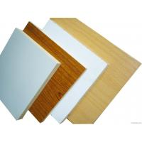 Buy cheap Excellent quality melamine mdf from wholesalers