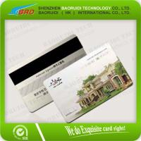 Buy cheap Popular and Beautiful Magnetic Stripe Smart Card from wholesalers