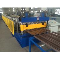 Buy cheap Trim Deck Profile Roof And Wall Cladding Roll Forming Machine from wholesalers