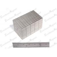 Buy cheap Strong Force NdFeB Cylinder Magnets Diameter 1/8 Inch Axially Magnetized from wholesalers