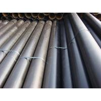 Buy cheap Q345 / 235 Mild Straight ERW API 5L Steel Pipe for X52 Petroleum Pipeline Pipe from wholesalers