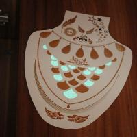 Buy cheap Glowing temporary tattoo, glow in the dark temporary tattoo from wholesalers