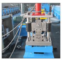 Buy cheap Galvanized Coil Strip Roll Shutter Making Machine 45# Forged Steel 0.8 - 1.5mm from wholesalers