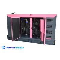 Buy cheap 20 Kw 25 Kw Silent Diesel Generator Set with Water Cooled , Quiet Portable Generator from wholesalers