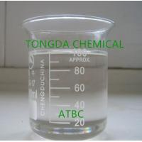 Buy cheap Innocuous Tasteless Food Packaging Plasticizer Tributyl Acetylcitrate ATBC Degradable product