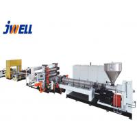 Buy cheap PVB EVA TPU Epe Foam Sheet Extrusion Line Stable Running Double Side from wholesalers