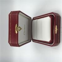 Buy cheap Fine Fabric Jewellery Presentation Boxes , Customized Square Jewelry Gift Boxes from wholesalers