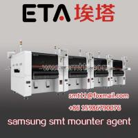 Buy cheap samsung Pick-Place Machine agent,samsung chip mounter ,smt machine from wholesalers