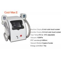 Buy cheap Home Use Cryolipolysis Slimming Machine , 650nm Fat Freezing Machine from wholesalers