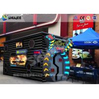Buy cheap Cabin House 5D Movie Theater System Special Effect Motion Rides 5d Home Theater product