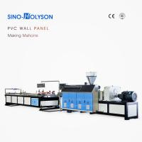 Buy cheap HSJZ-65/132 PVC WPC Wall Panel Making Machine| WPC Ceiling Panel Machine from wholesalers
